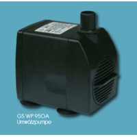 Čerpadlo GS WP 950 A / Pumpe GS WP 950 A